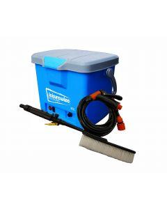 Car-a-wash - 12v Portable Caravan/Car Cleaning Kit