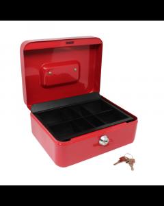 Kingfisher Cash Box - Steel (2 Keys)