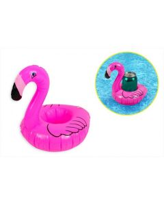 Flamingo Inflatable Can Holder