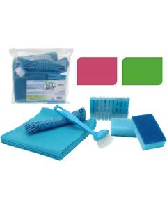 Household Cleaning & Laundry Set - 26 Piece