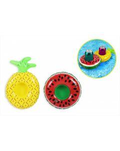Bello Inflatable Drink Holder - Fruit Design