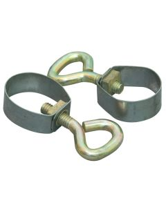 W4 Awning Pole Clamps 22mm - Pack of 2
