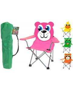 Childs Folding Chair - Animal Design
