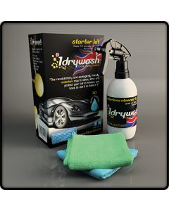 1drywash Water-Free Car Cleaning Kit