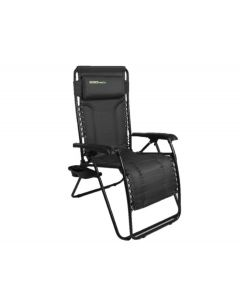 Outdoor Revolution Sorrento Lounger With Cup Holder