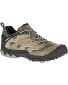 Merrell Men's Chameleon 7 Limit Waterproof Walking Shoes - Dusty Olive
