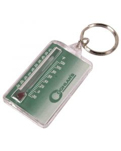 Thermometer Zipper Pull