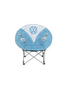 Wilton Bradley VW Moon Chair - Dove Blue