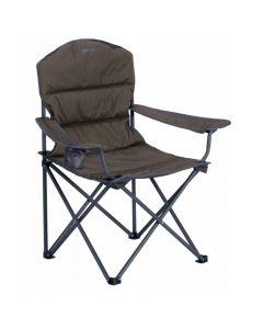 Vango Samson Oversized Chair - Nutmeg