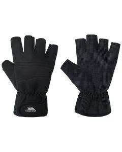 Trespass Carradale Fingerless Gloves - Black