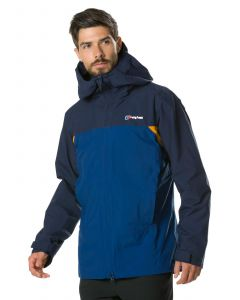 Berghaus Men's Chombu Waterproof Jacket - Blue/Dark Blue