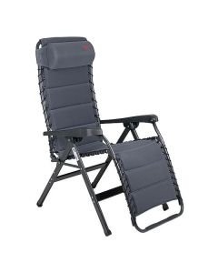 Crespo Air-Deluxe Relax Chair - Grey