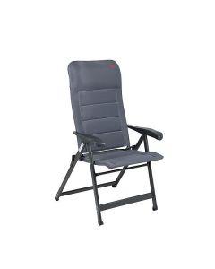 Crespo Air-Deluxe Camping Mesh Chair - Grey