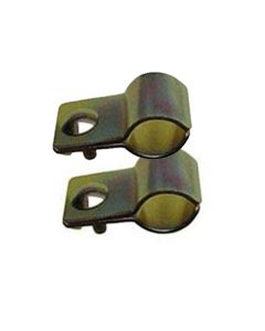 Butterfly Awning Pole End Clamps - 25-28mm