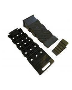 CombiMaster 3 in 1 Level / Chock / Grip