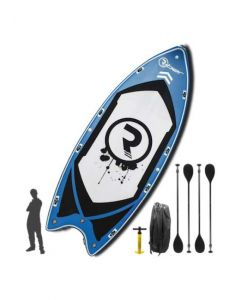 Riber 550 Inflatable Multi Person Stand Up Paddle Board
