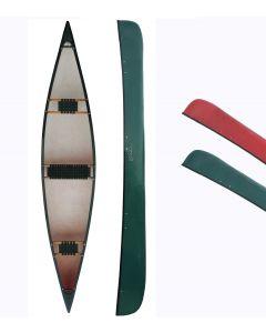 Riber 16 - 3 Seat Open Canoe