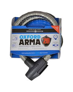 Oxford Arma 20 - Armoured Cable Bike Lock