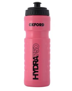 Oxford Pink Cycle Water Bottle