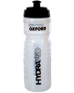 Oxford Hydra 750ml Cycle Water Bottle - Clear