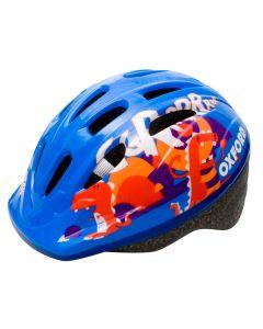 Oxford GRRR Junior Boys Cycle Helmet - Dinosaur