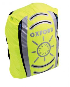 Oxford Bright Cover - Waterproof Reflective Backpack Cover
