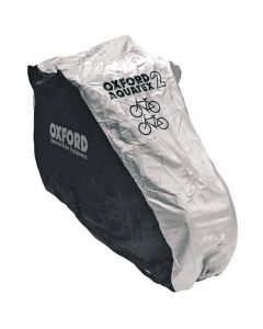 Oxford Aquatex Outdoor Cycle Cover - Two Bikes