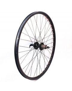 "D20 26"" MTB Rear Disc Wheel - 8 Speed Freehub"