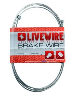 Livewire Stainless Steel Brake Inner Cable