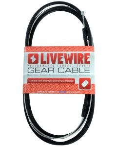 Livewire Stainless Steel Gear Cable - Complete