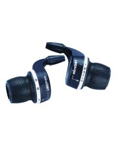 Microshift 18-speed Grip Shift MTB gear shifters