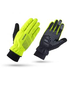 GripGrab Ride Hi-Vis Windproof Winter Gloves