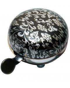 Claud Butler 'Ding-Dong' Large Cycle Bell - Black