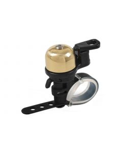 XLC Bicycle Bell - Brass