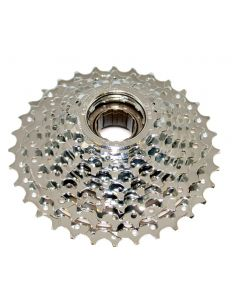 Ventura 8-Speed Freewheel Silver 13-32T