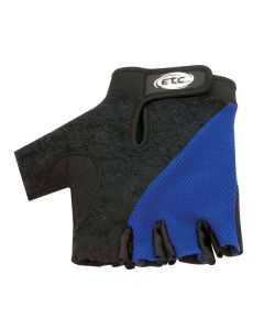 ETC Venture Cycling Mitts - Blue
