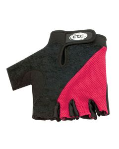 ETC Venture Cycling Mitts - Red