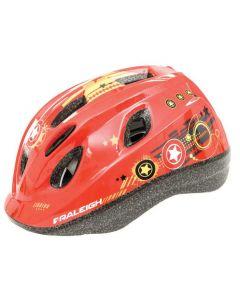 Raleigh Mystery Cycle Helmet - Red