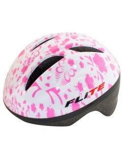 Flite Lil' Bub Child's Cycle Helmet - Flowers (48-52cm)