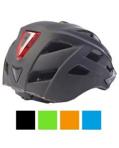 Oxford Metro-V Helmet - Integrated Rear Light