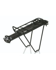 XLC Aluminium Luggage Carrier - Black