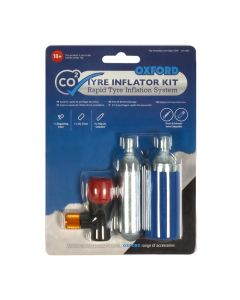 Oxford CO2 Tyre Inflator Kit
