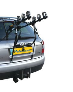 Peruzzo Cruiser Delux 3 Bike Boot Cycle Carrier