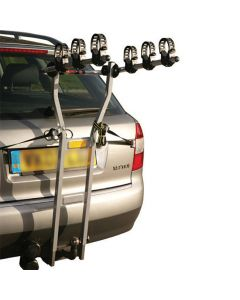 Peruzzo Trento 3 Bike Towbar Cycle Carrier