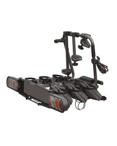 Peruzzo Pure Instinct 3-Bike Towbar Cycle Carrier