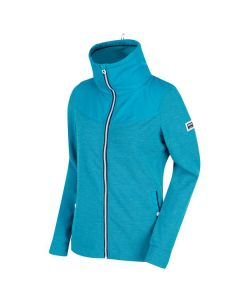 Regatta Women's Cyrilla Full-Zip Funnel Neck Fleece - Enamel