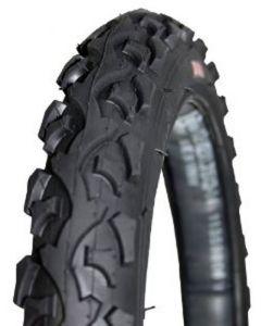 "12.5"" x 1.75 Childrens Bike Tyre - Black"