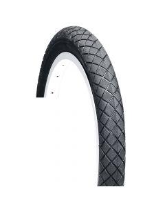 Oxford Asphalt BMX Tyre 20 x 1.95