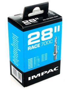 Impac Inner Tube 700 x 20-28C - Presta Valve