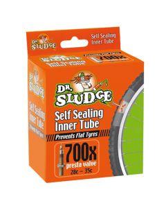 Dr Sludge Self-Sealing Inner Tube 700 x 28-35C - Presta